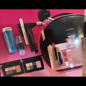 Lancome make up set